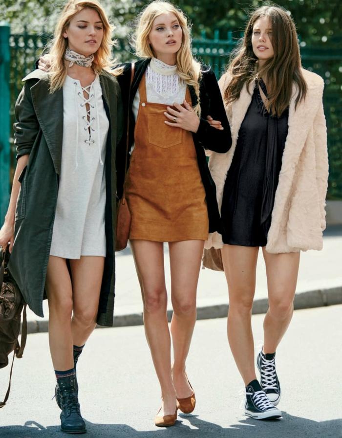 amies idée tenue de la rentrée s habiller comme parisienne look cuissarde tenue parisienne comme les femmes a paris
