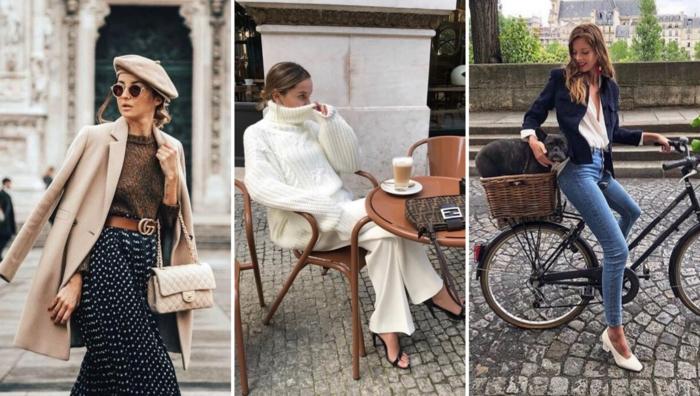 Le look parisienne – découvrir les secrets des femmes stylées