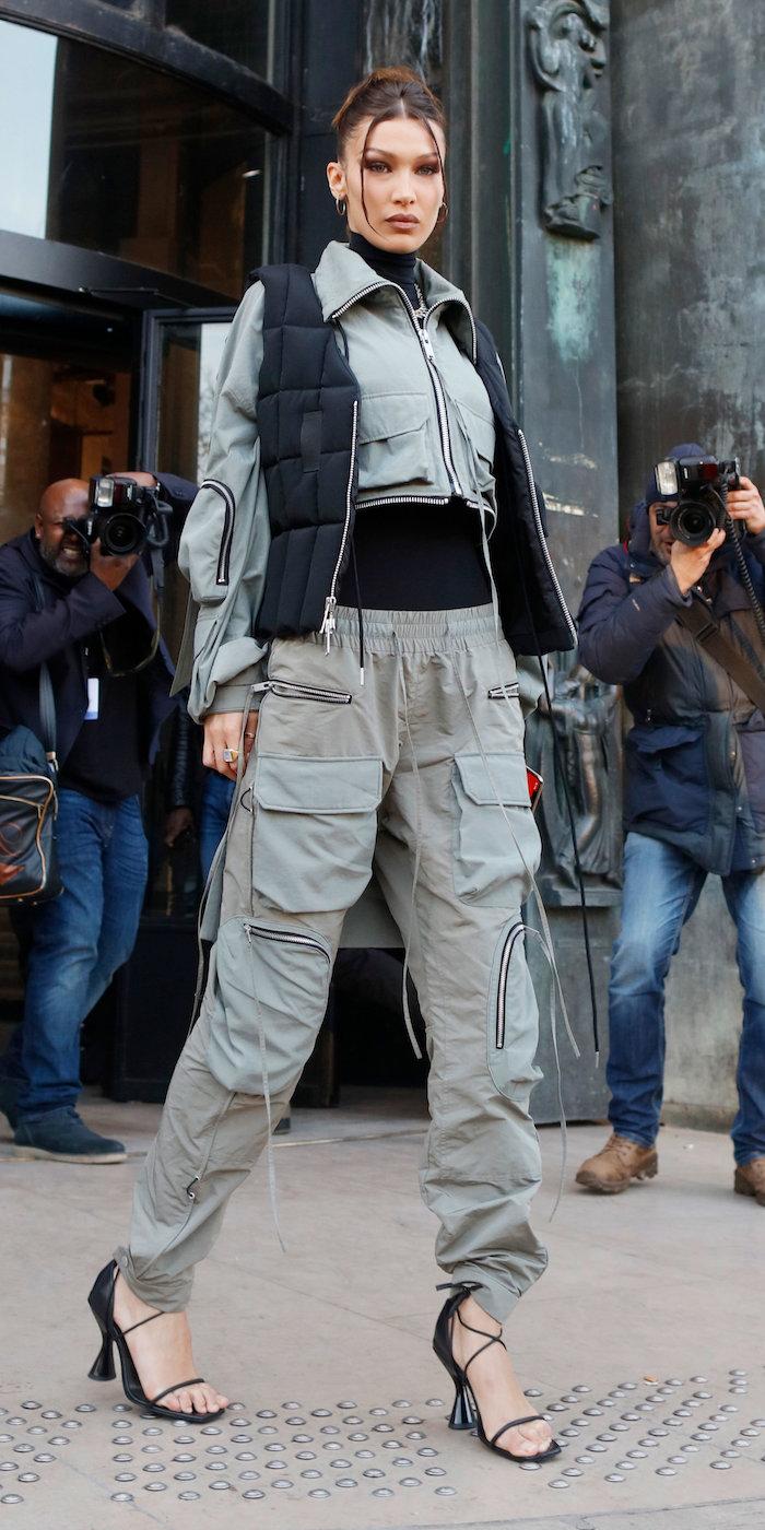 celebrity sightings in paris january 16, 2020
