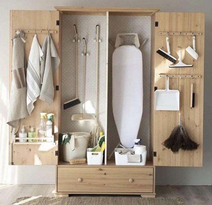 boite rangement ikea comment ranger ses instruments de nettoyage et materielss