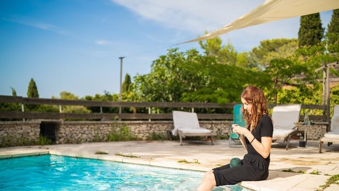 choix de piscine comment amenager son exterieur conseils decoration autour de piscine hors sol ou enteree
