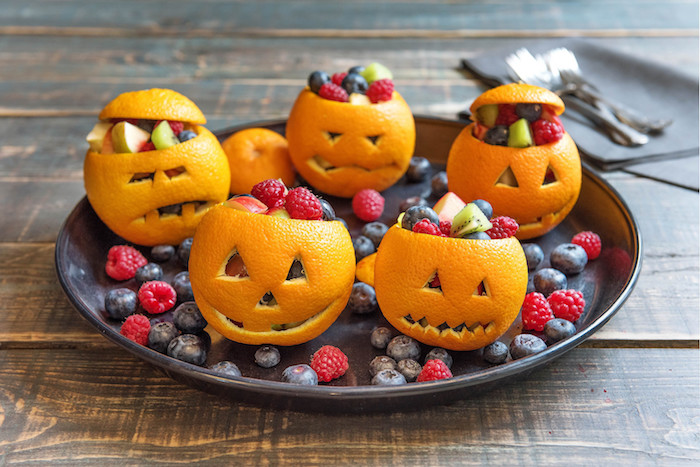1001 + idées pour recette de gâteau d'Halloween à raliser en maternelle