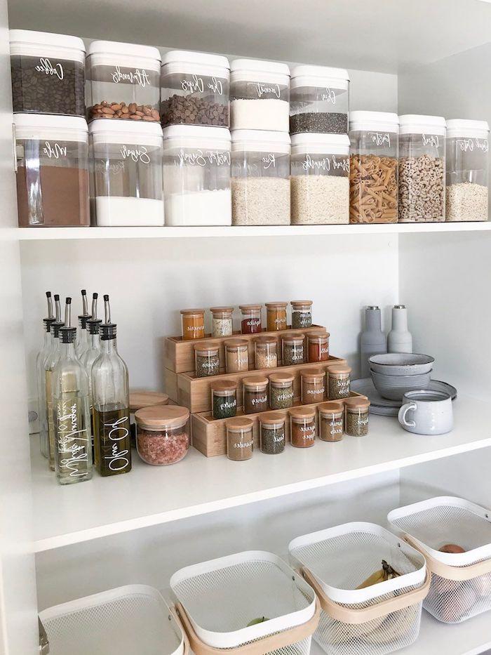 comment ranger sa chambre ou sa cuisine idees pour les epices et les aliments