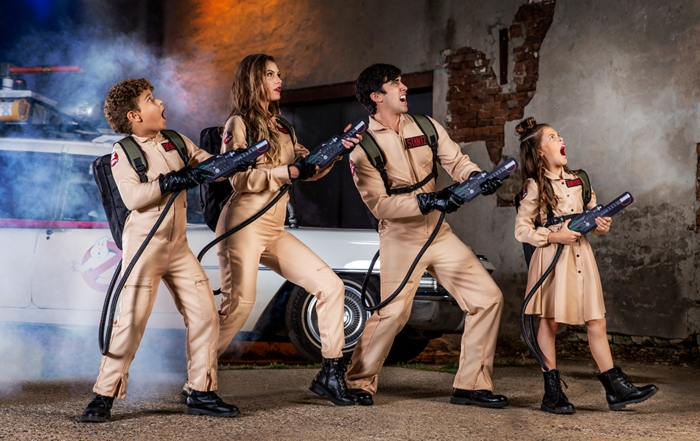 cool idee ghostbusters deguisement de group deguisement film comment s habiller pour une soirée cinéma