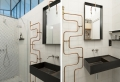 Comment aménager la petite salle d'eau – des carreaux aux meubles