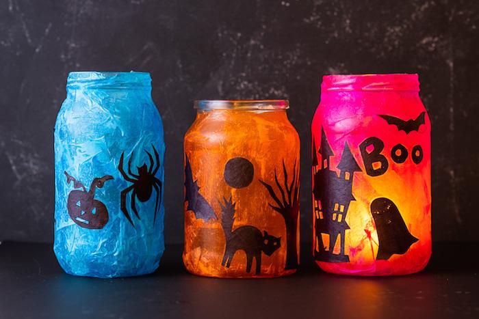 1001 Recyclages Creatifs Pour Fabriquer Son Photophore De Halloween