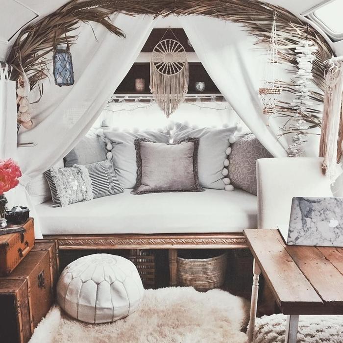 Tips para decorar una camper