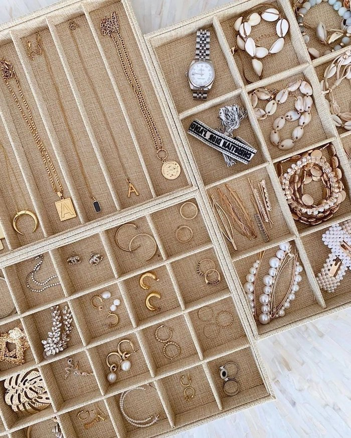 marie kondo la magie du rangement idee pour boite de bijoux