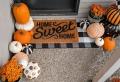 Déco Halloween extérieurе à faire soi-même – comment décorer à petit budget avec de la récup