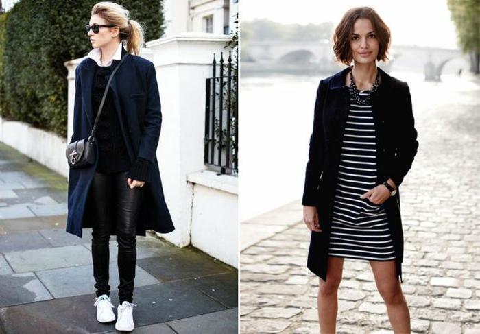 paris style deux idées tenue stylée femme look parisienne les femmes bien habillées