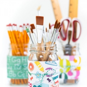 Activité manuelle pour enfant sur thème rentrée scolaire - accueillez-là de façon créative