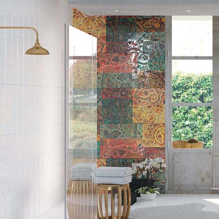 salle de bain moderne idees de carrelage pour des petites espaces