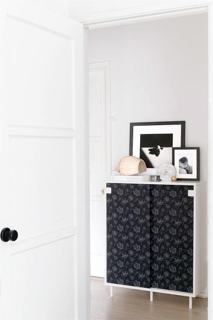 comment retapisser un meuble ikea des idees pour la chambre a coucher detournement un meuble ikea