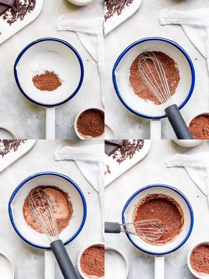 idée comment faire chocolad chaud à l ancienne chocolat chaud maison recette cacao lait simple