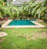 quelle piscine pour jardin exemple de piscine enterrée dans la cour d une maison moderne