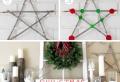 40 idées créatives de déco de Noël nature à faire soi-même en 2020