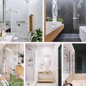 Déco salle de bain en longueur - 47 idées et conseils comment réussir le projet