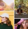 matiere tendance saison automne hiver mode accessoire casquette coton double velours de soie