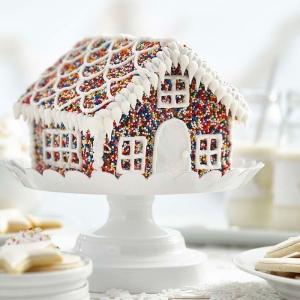 Maison en pain d'épices : de la pâte à la décoration, ou comment la faire proprement