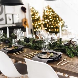 46 idées de déco table de Noël nature pour une ambiance conviviale et moderne