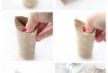 Que faire avec des rouleaux de papier toilette pour Noël – des idées pour petits et grands