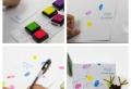 Fabriquer une carte de Noël en maternelle grâce à quelques idées simples comme bonjour