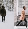 comment bien s habiller homme choix vetements hiver manteau long homme camel parka hiver