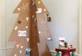 Comment créer un sapin en carton et d'autres idées d'une décoration de Noël durable