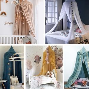 Les plus élégants ciels de lit pour bébés - le top 10 de nos coups de cœur