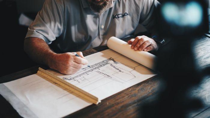 dessiner le plan de sa maison idée comment faire construire sa maison aide professionnelle d architecte