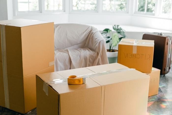 emballage carton papier scotch sécurité déplacement objets transports conseils déménagement réussir votre déménagement