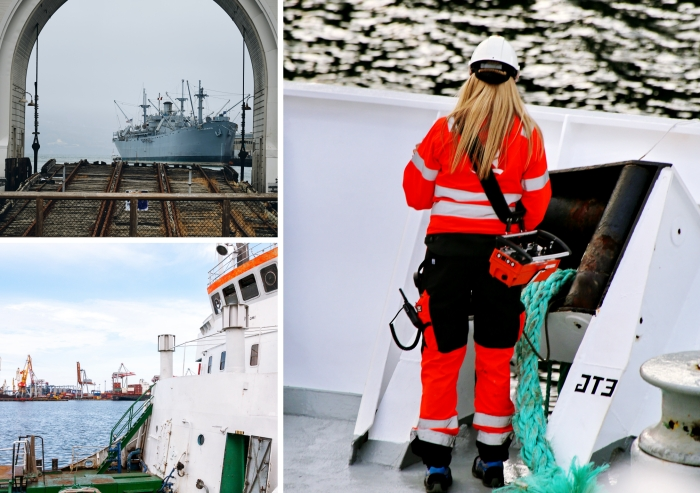 industrie maritime travail certification stcw ensemble normes qualification marin professionnel formations maritimes