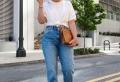 Le look avec jean mom : 40+ idées comment l'adapter à votre style personnel