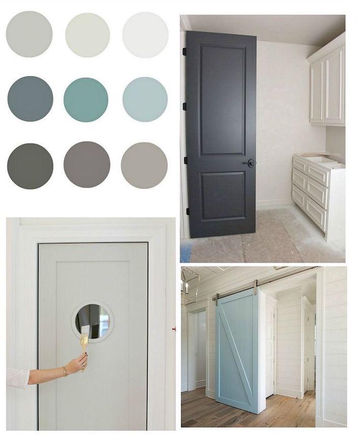 peinture couloir etroit des couleur pastels et neutres preferables pour ce but