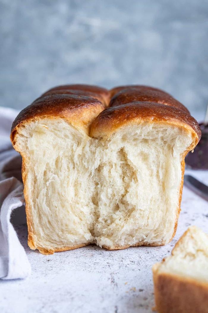 recette brioche sans oeuf pâques recette vegan lait végétale farine tout usage sucre