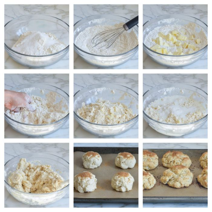 recette gateau fraise miniature avec des biscuits au beurre maison