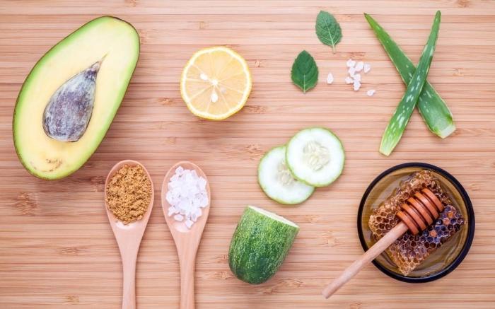 recette masque visage maison produits naturels avocado aloe comment utiliser l aloe vera sur le visage