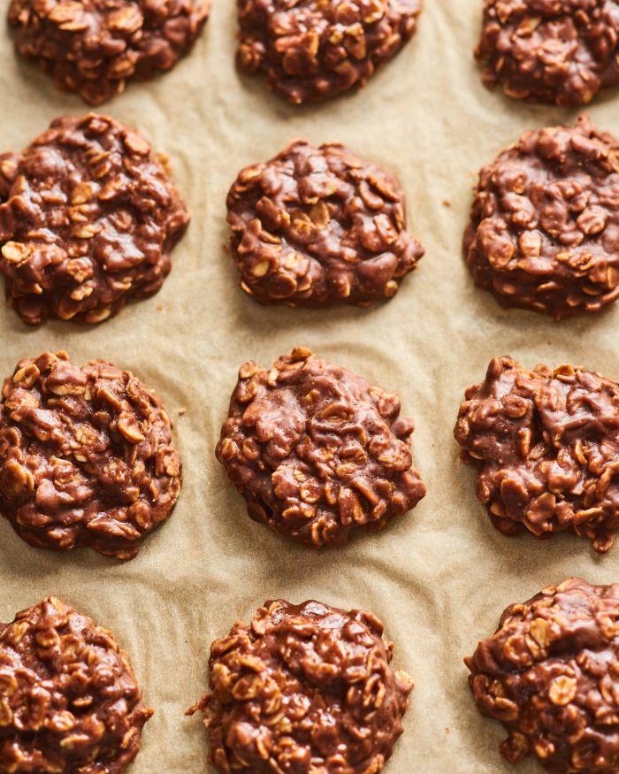 cookies beurre de cacahuète et flocons d avoine exemple de petit dejeuner gouter original et facile a faire.jfif