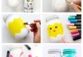 Déco de pâques à faire soi-même avec récup – idées DIY festives et durables