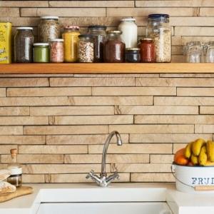 Fond de hotte et crédence de cuisine originale - les idées qui sortent du lot