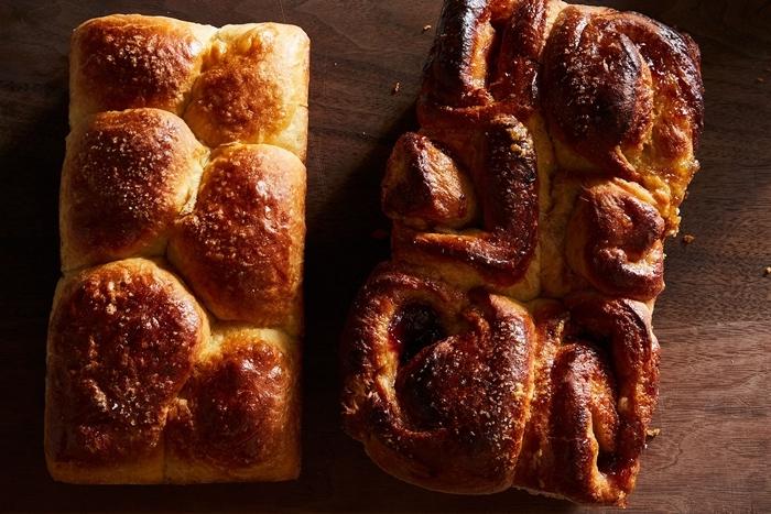pâte sucrée farine sucre glacé lait entier oeufs recette avec levure de boulanger pâques brioche