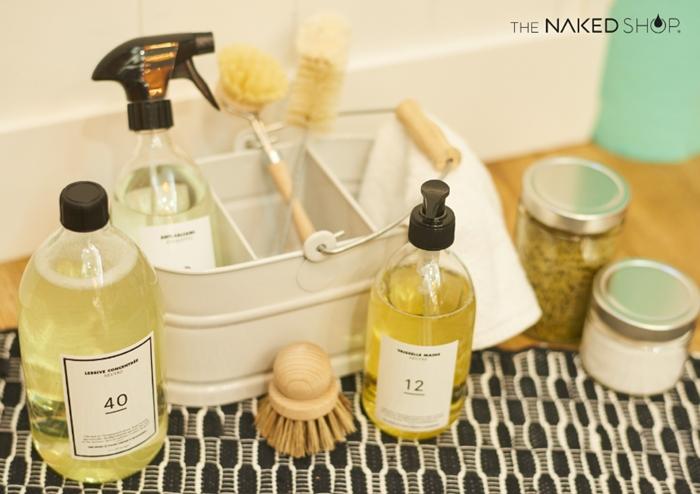 produits ménagers éco friendly vaisselle zéro déchet
