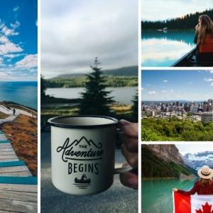 Top 5 des endroits magiques à ajouter dans sa bucket liste de voyage au Canada