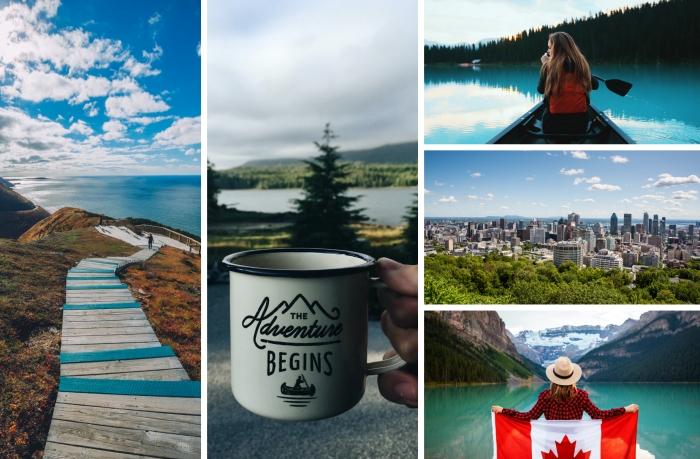 bucket list voyage au canada destinations touristique visite canada formalité