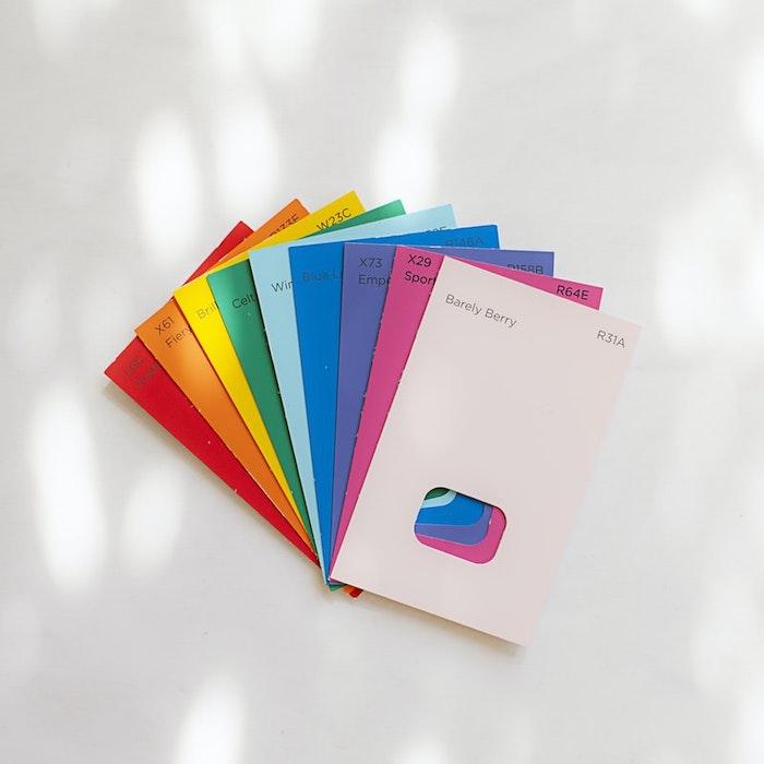 comment choisir la couleur de vos murs