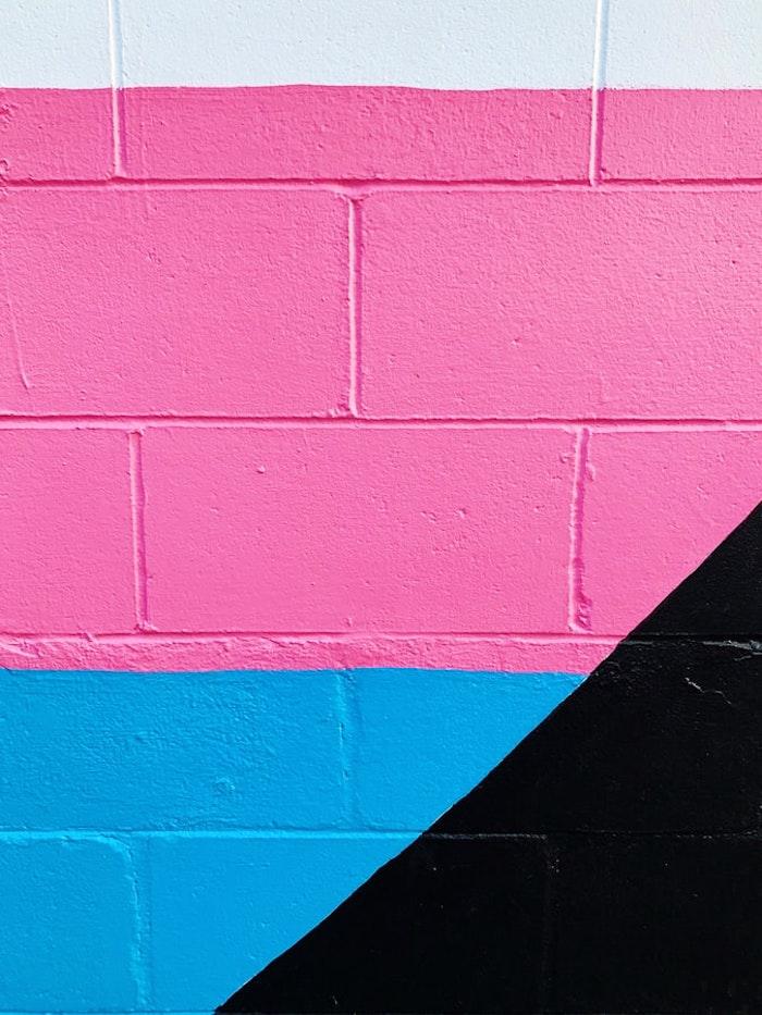 comment peindre les murs chez vous idees astuces=mur en briques colores