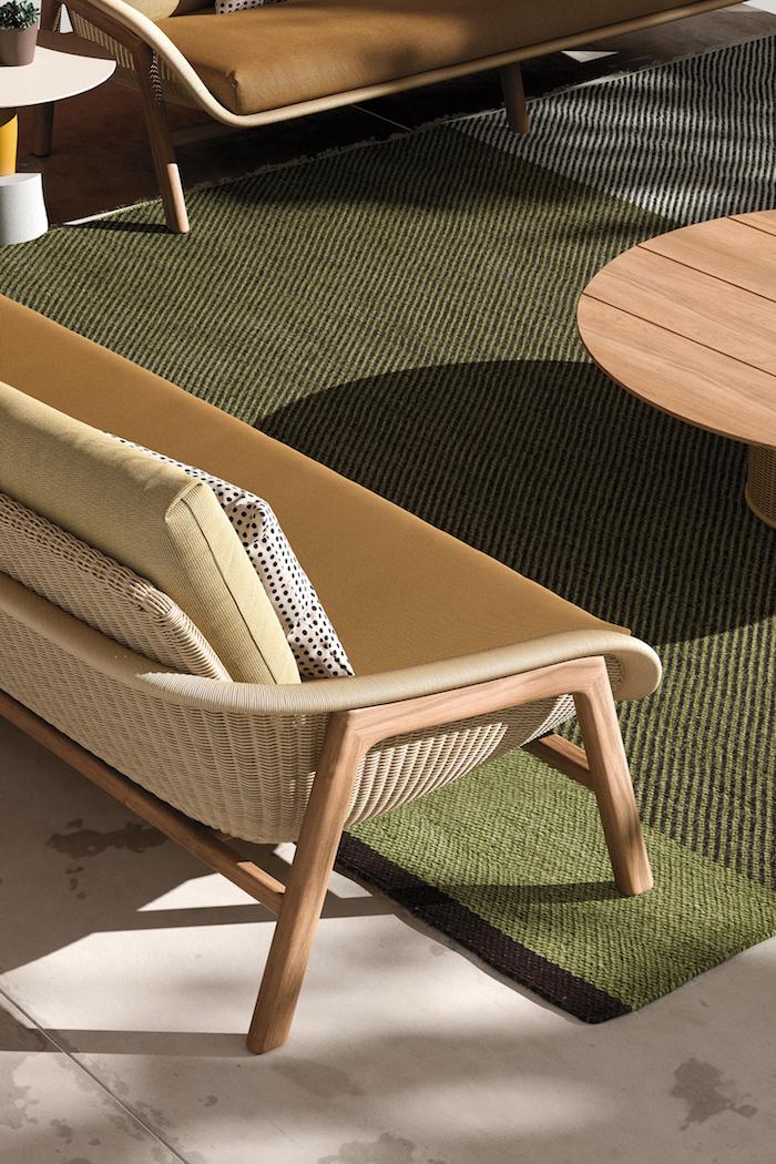 decorating around a new rattan garden sofa sets 2