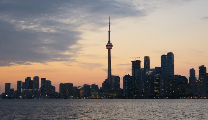 industrie canadienne ville toronto tour nationale de canada
