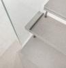 quel revetement sol effet béton microciment exemple deco interieur style minimaliste