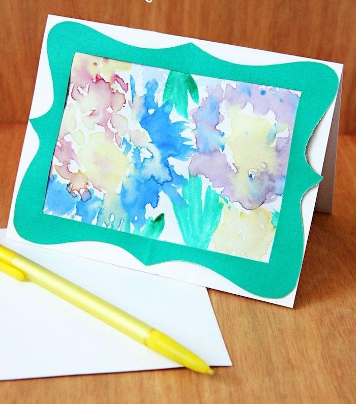 un exemple d activité manuelle fête des mères comments faire un dessin quqrelle et un cadre